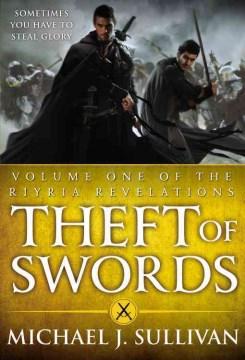 Theft of swords - Michael J Sullivan