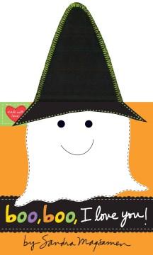 Boo, boo, I love you! - Sandra Magsamen