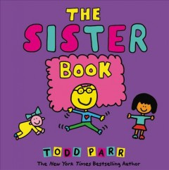 The sister book - Todd Parr