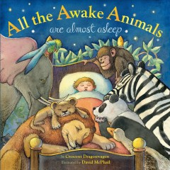All the awake animals are almost asleep - Crescent Dragonwagon