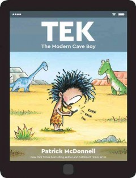 Tek - Patrick McDonnell
