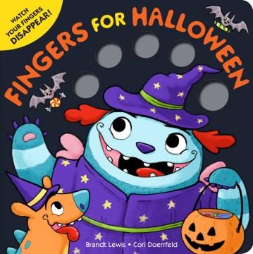 Fingers for Halloween - Brandt Lewis