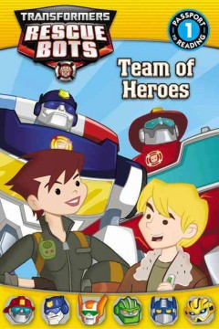 Team of heroes - Jennifer Fox
