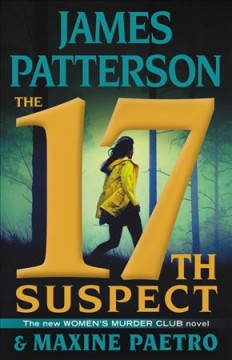 17th Suspect - James; Paetro Patterson