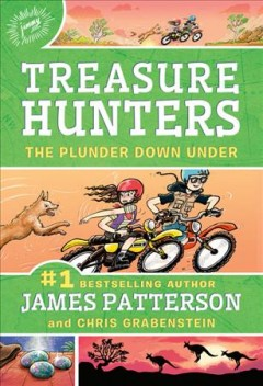 The plunder down under - James Patterson