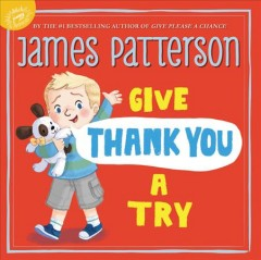 Give thank you a try - James Patterson