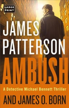 Ambush - James Patterson