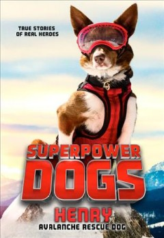 Superpower Dogs Henry : Avalanche Rescue Dog -  Cosmic (COR)