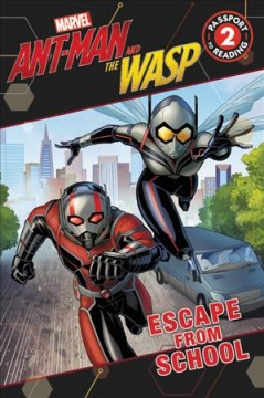 Ant-Man and the Wasp - R. R Busse
