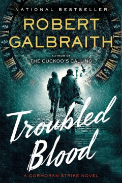 Troubled blood - Robert Galbraith