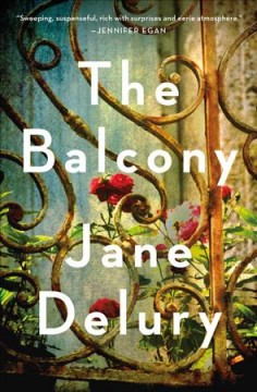 The balcony - Jane Delury
