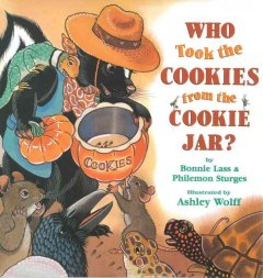 Who took the cookies from the cookie jar? - Bonnie Lass