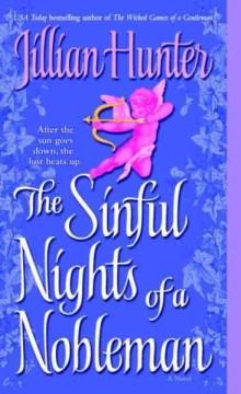 The sinful nights of a nobleman : a novel - Jillian Hunter