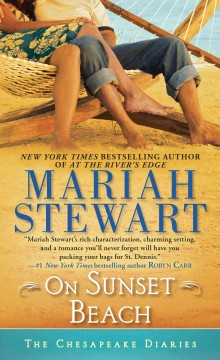 On sunset beach - Mariah Stewart
