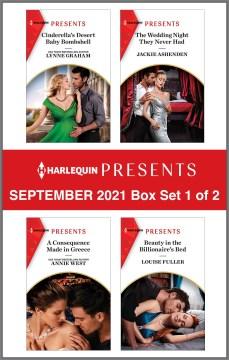 Harlequin Presents. 1 of 2. September 2021 Box Set,