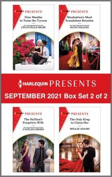 Harlequin Presents. 2 of 2. September 2021 Box Set,