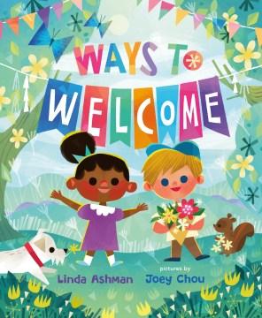 Ways to welcome - Linda Ashman