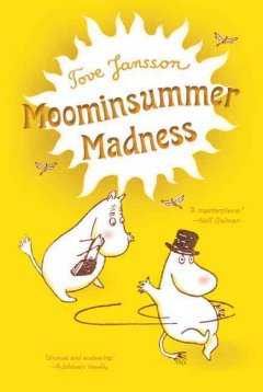 Moominsummer madness - Tove Jansson