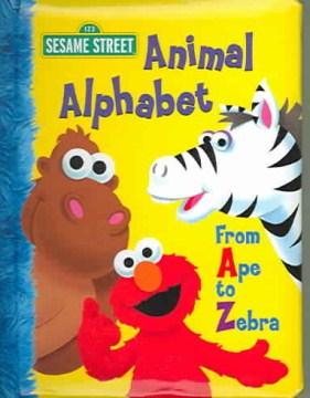 Animal alphabet : from Ape to Zebra - Kara McMahon
