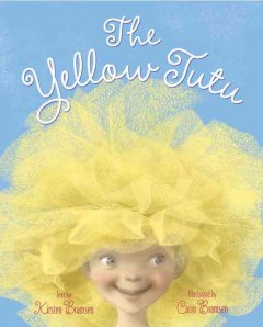 The yellow tutu - Kirsten Bramsen