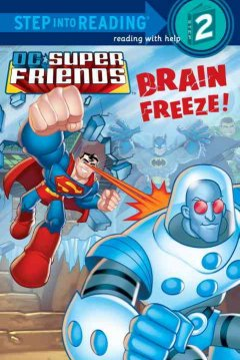 Brain freeze! - J. E Bright