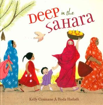 Deep in the Sahara - Kelly Cunnane