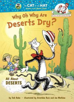 Why oh why are deserts dry? - Tish Rabe