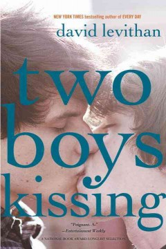 Two boys kissing / David Levithan - David Levithan