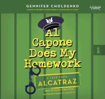 Al Capone does my homework - Gennifer Choldenko