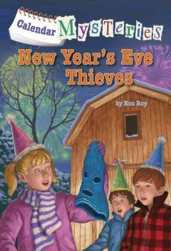 New Year's Eve thieves - Ron Roy