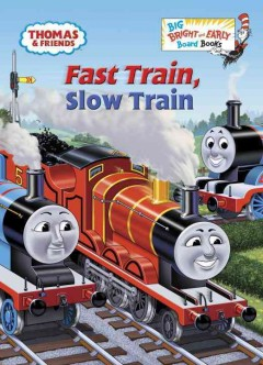 Fast train, slow train - W Awdry