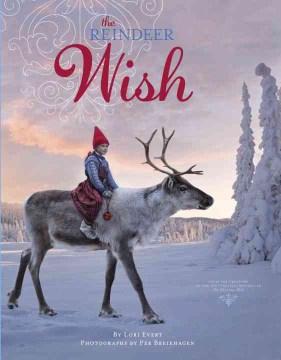 The reindeer wish - Lori Evert