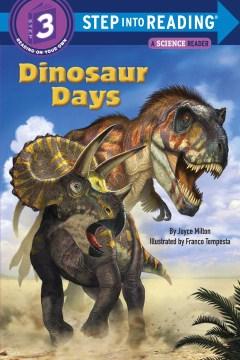 Dinosaur days - Joyce Milton