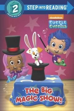 The big magic show! - Josephine Nagaraj