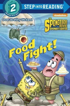 Food fight! - Courtney Carbone