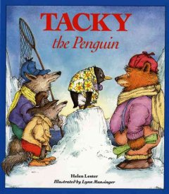 Tacky the penguin - Helen Lester