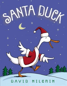 Santa Duck - David Milgrim