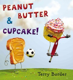 Peanut Butter & Cupcake!  - Terry Border