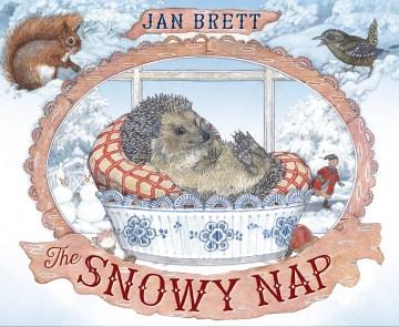 The snowy nap - Jan Brett