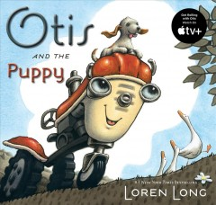 Otis and the puppy - Loren Long
