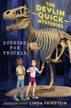 Digging for Trouble - Linda A Fairstein