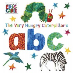 The Very Hungry Caterpillar's ABC book - Eric Carle