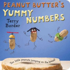 Peanut Butter's yummy numbers - Terry Border