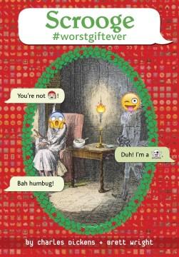 Scrooge #worstgiftever - Brett Wright