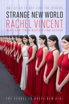 Strange new world - Rachel Vincent