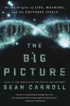 The big picture : on the origins of life, meaning, and the universe itself - Sean M Carroll