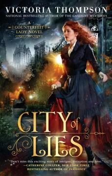 City of Lies - Victoria Thompson