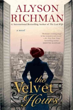 Velvet Hours - Alyson Richman