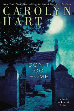 Don't Go Home - Carolyn Hart
