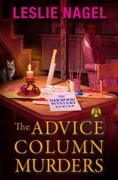 The advice column murders - Leslie Nagel